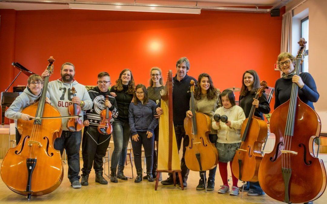 MusicoTerapia Orchestrale: iscrizioni 2021-2022