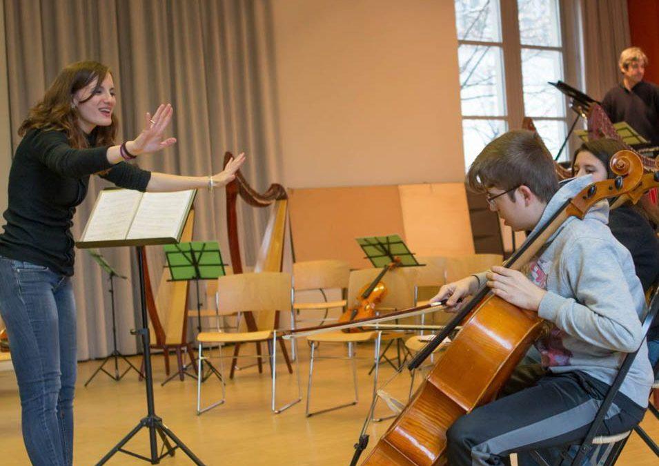 Ultimi posti per i corsi di MusicoTerapia Orchestrale