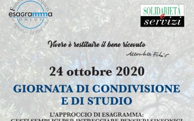 L'approccio di Esagramma – 24 Ottobre 2020