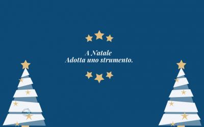 Natale Solidale: Adotta uno strumento