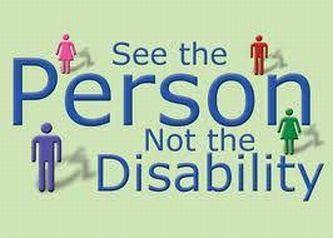 """Appello all'uso del termine """"Persone con disabilità"""""""